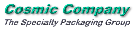 Cosmic Co. Wholesale Specialty Packaging logo